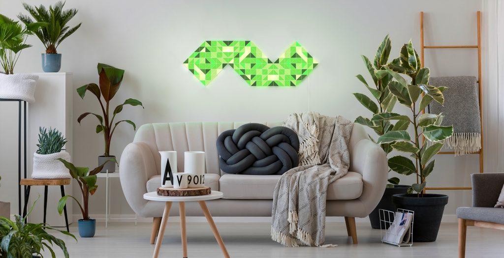 Український стартап LaMetric представив настінні LED-панелі Sky - startups