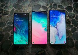Samsung показала Galaxy S10, S10 Plus і S10E. Ціни в Україні