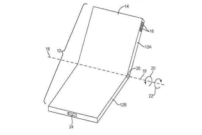 Гнучкий смартфон від Apple? - вже скоро, патент готовий. - tech