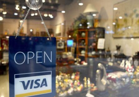 Visa створить підрозділ по роботі з криптовалютою