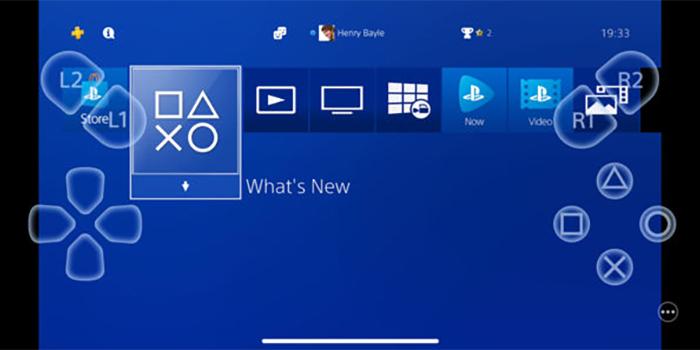 На iOS вийшов додаток для віддаленої гри на PlayStation 4 - gadzhety
