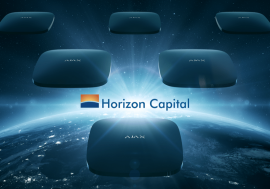 Horizon Capital вклала $10 млн. В українського розробника систем безпеки Ajax Systems