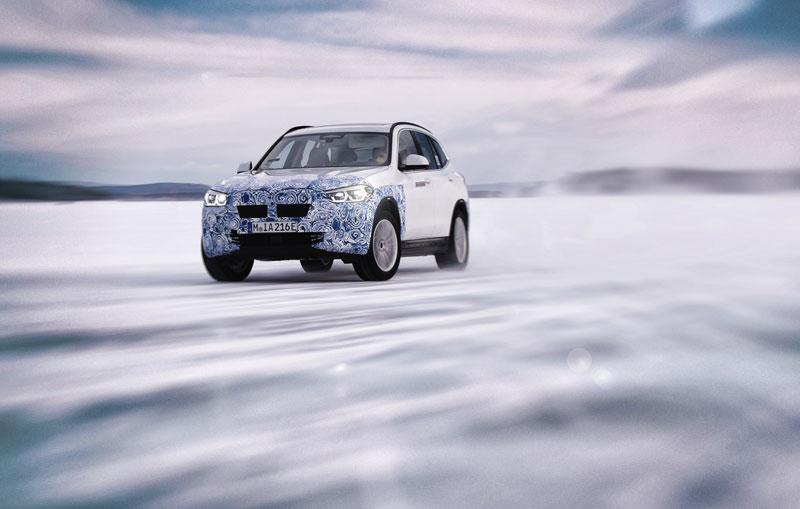 BMW показала нові електромобілі з запасом ходу в 600 км - tech, business