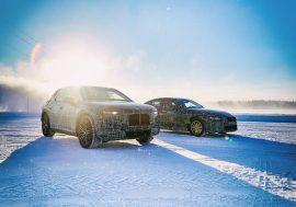 BMW показала нові електромобілі з запасом ходу в 600 км