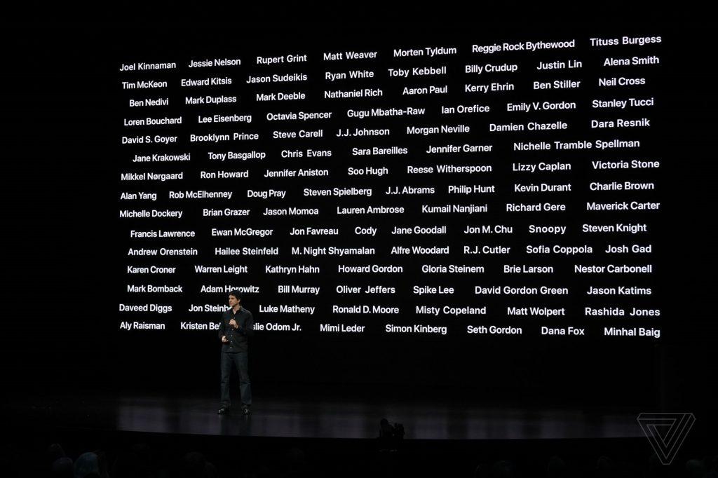 Apple показала нові сервіси - потокове ТБ, підписку на ігри та журнали і кредитну карту - news, gadzhety