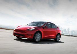 Tesla показала новий електрокар – кросовер Model Y