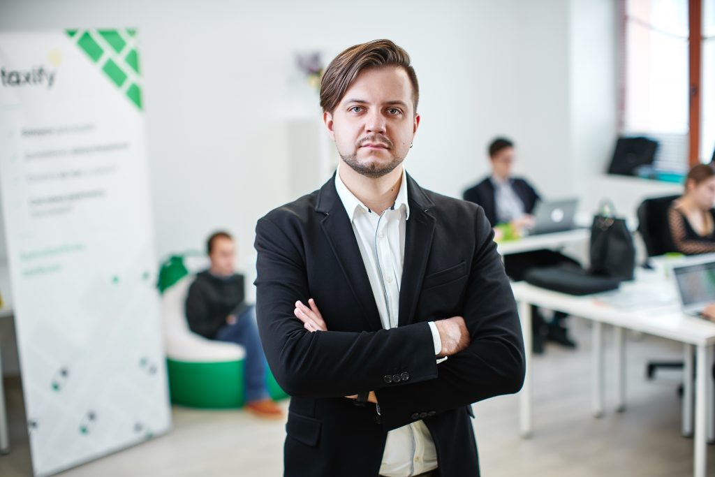 Сервіс для виклику таксі Bolt(Taxify) запускається в Одесі - startups, news