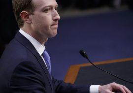 Facebook стер старі пости Цукерберга і не збирається їх відновлювати