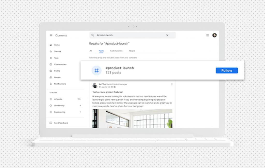 Google запустила Currents, корпоративну версію Google+ - social-media, news
