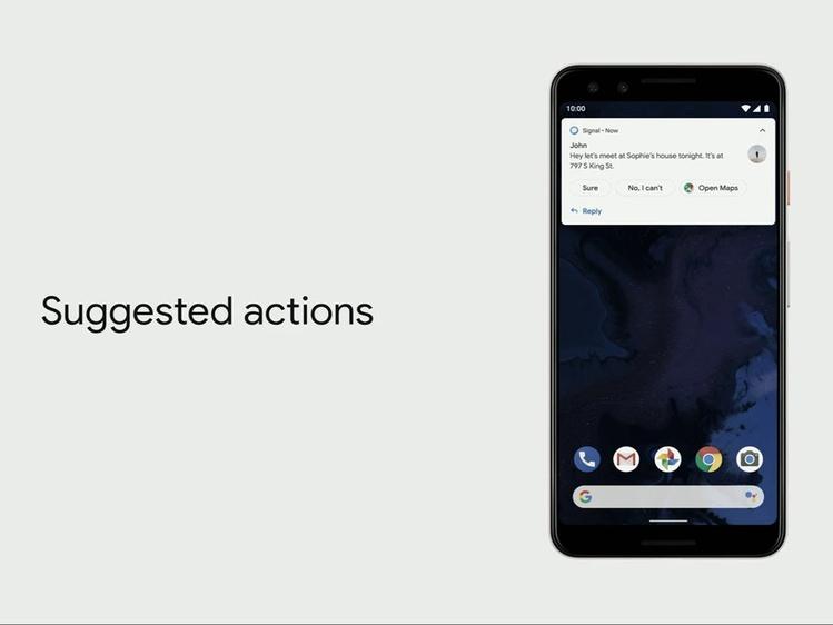 Google показав нові функції Android - від темної теми до підтримки гнучких екранів - tech, news