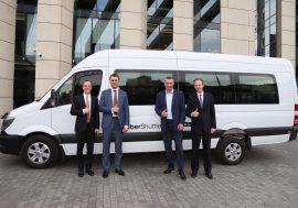 У Києві запускається Uber Shuttle: ціни і маршрути сервісу