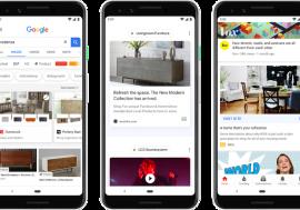 Google додасть рекламу на головній сторінці в мобільній версії