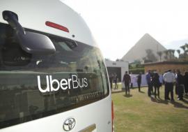 Оборот в 80 000 грн, прибуток – 40 000 грн: скільки зароблять водії Uber Shuttle в Києві