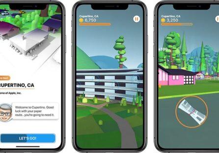 Apple випустила першу за 10 років гру для iPhone