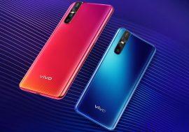 Смартфони Vivo офіційно заходять в Україну. Вже запустили український сайт і назвали лінійку пристроїв