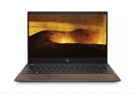 HP випустила серію ноутбуків в дерев'яній обробці