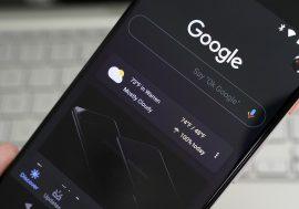 У додатку Google для Android з'явилася можливість поділитися посиланням на запит