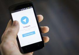 Telegram запустив геочати і обмін контактами з людьми поруч