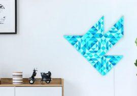 LaMetric відкрив передзамовлення на свій новий продукт – настінні LED-панелі Sky