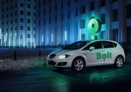 Сервіс виклику таксі Bolt(Taxify) відкриє офіс і R&D-центр в UNIT.City
