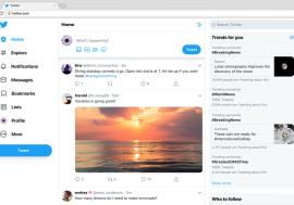 Twitter переведе користувачів на новий дизайн сайту