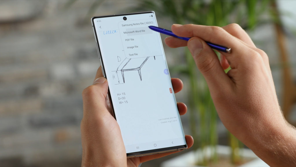 Samsung представив нові смартфони Galaxy Note 10 і Note 10+ - news, gadzhety