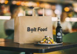 Bolt запускає доставку їжі в Таллінні