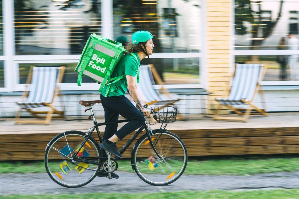 Bolt запускає доставку їжі в Таллінні - startups, partners