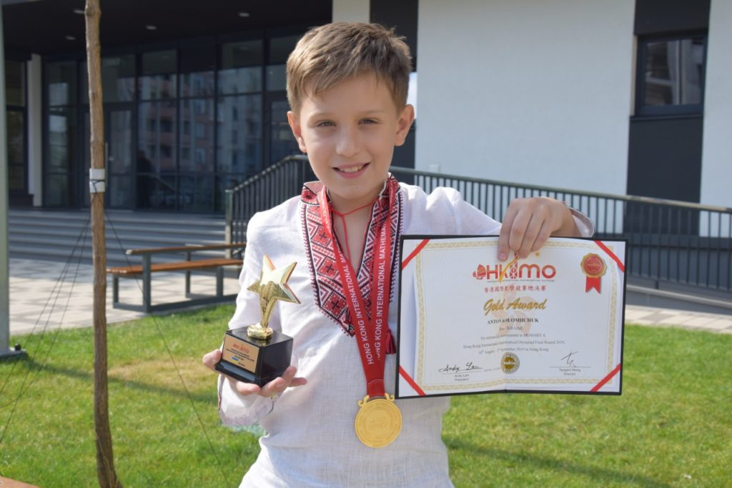 Українські школярі здобули медалі на математичній олімпіаді у Гонконзі - news, dity, vid-avtoriv