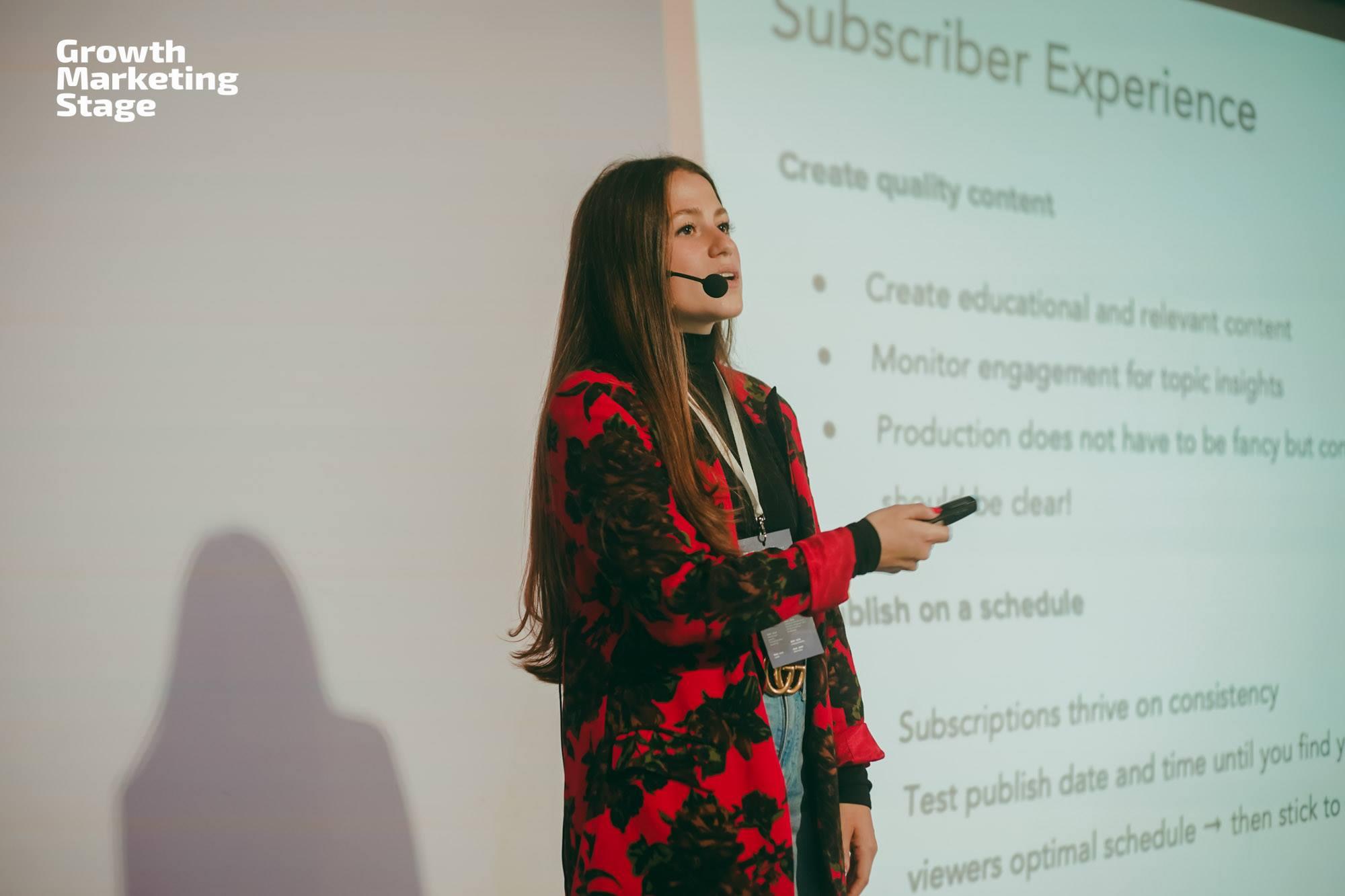 Як розвинути свій YouTube-канал та залучити підписників - підслухано на Growth Marketing Stage 2019 - partners, online-marketing