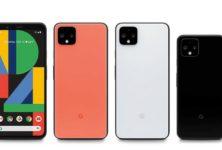 Google представила Pixel 4 і Pixel 4 XL