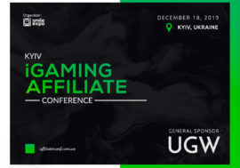Kyiv iGaming Affiliate Conference про легалізацію грального бізнесу в Україні