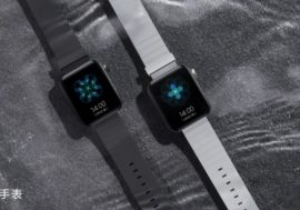 Xiaomi показала розумний годинник. Вони нагадують Apple Watch і дозволяють телефонувати
