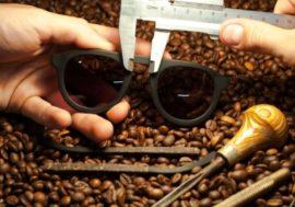 Еко-окуляри з кави українського стартапу Ochis Coffee зібрали $ 10 000 на Kickstarter за добу