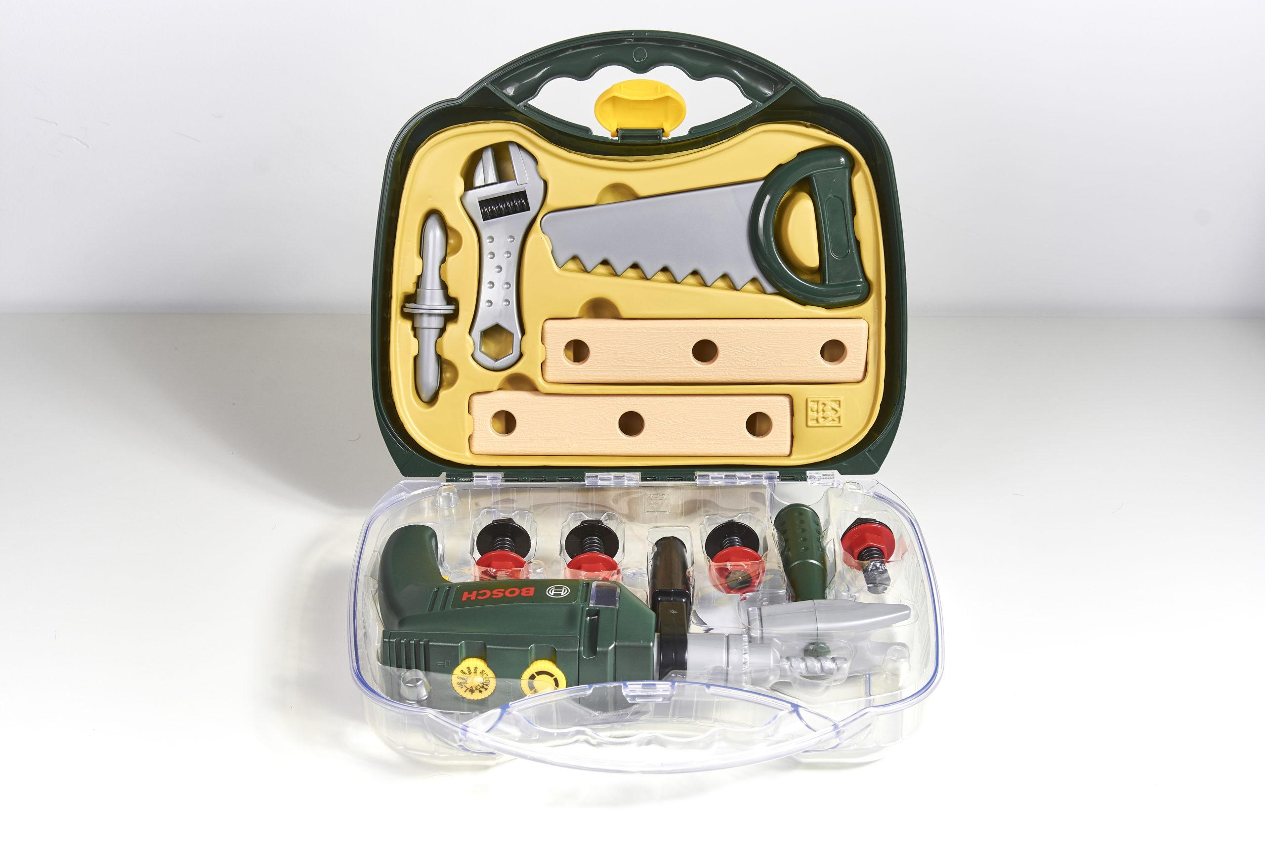 Bosch офційно презентувала іграшки для дітей Bosch Mini - news, dity