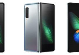В Україні будуть продавати Galaxy Fold. Ціна – 56 999 грн
