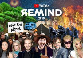 YouTube назвав найпопулярніші відео і музику в Україні в 2019 році