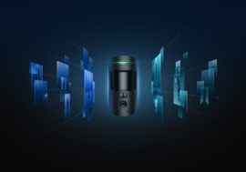 Українська компанія Ajax випустила новий пристрій MotionCam і велике оновлення своєї ОС