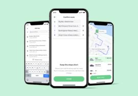 Нова функція Bolt: додавай зупинки у своєму маршруті поїздки