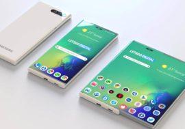 Samsung показала новий тип смартфона на CES 2020