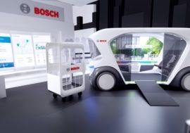 CES 2020: Bosch підійме планку у розробках штучного інтелекту