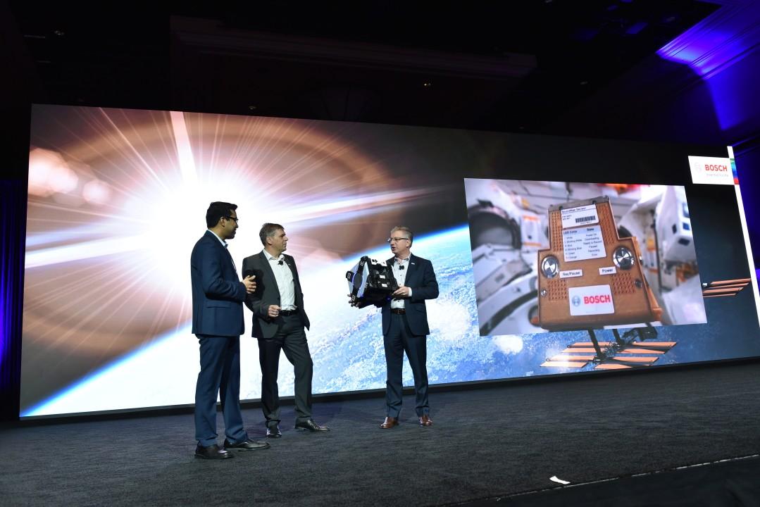 CES 2020: Bosch підійме планку у розробках штучного інтелекту - tech, news