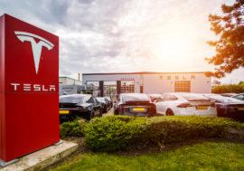 Tesla вперше стала коштувати дорожче Ford і GM разом узятих