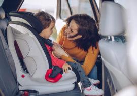 Нова категорія Kids від Bolt: безпечні поїздки з дітьми