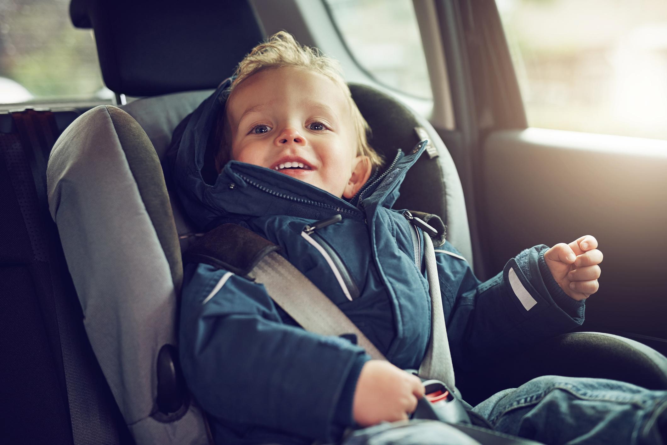 Нова категорія Kids від Bolt: безпечні поїздки з дітьми - transport, startups, news