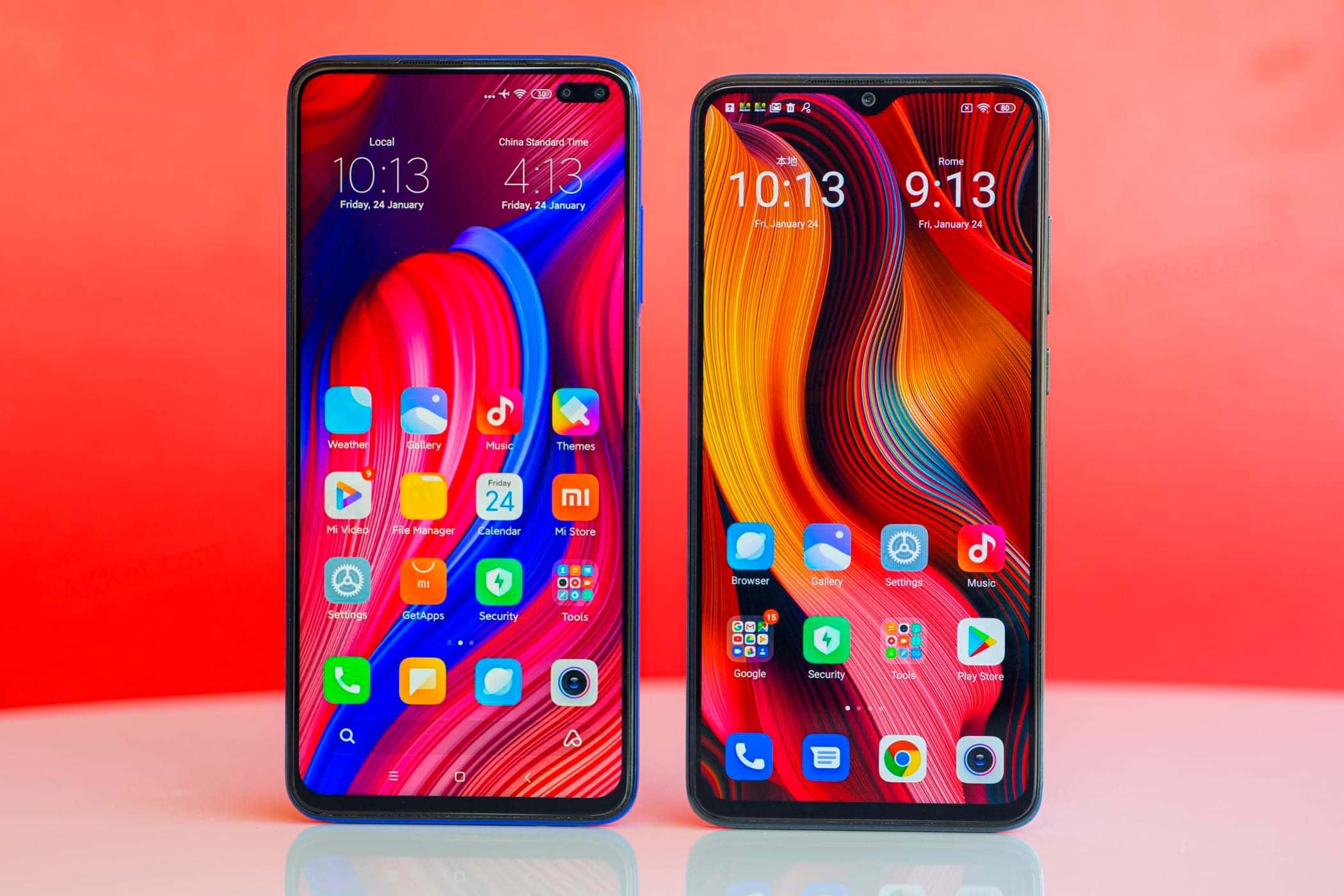 Xiaomi показала флагмани Mi 10 і Mi 10 Pro з головною камерою на 108 МП - news, gadzhety