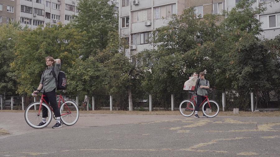 «Петля»: Анже Єреб і Родіон Мосєєнков випустили документальний фільм про субкультуру кур'єрів - community, news