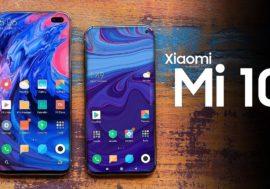 Xiaomi показала флагмани Mi 10 і Mi 10 Pro з головною камерою на 108 МП