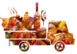 Де замовляти їжу та продукти онлайн – служби доставки в Києві і регіонах