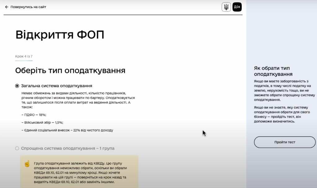 Відкрити, закрити або змінити ФОП онлайн за 10 хвилин на порталі «Дія» - інструкція - news, country, business